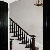 Howard Hall Farm Brooklyn Brownstone Staircase Restoration